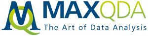 Maxqda logo (exhibitor)
