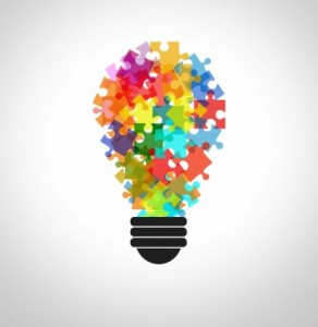 puzzle-in-a-lightbulb--problem-solving-concept