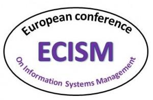 ECISM bumper logo