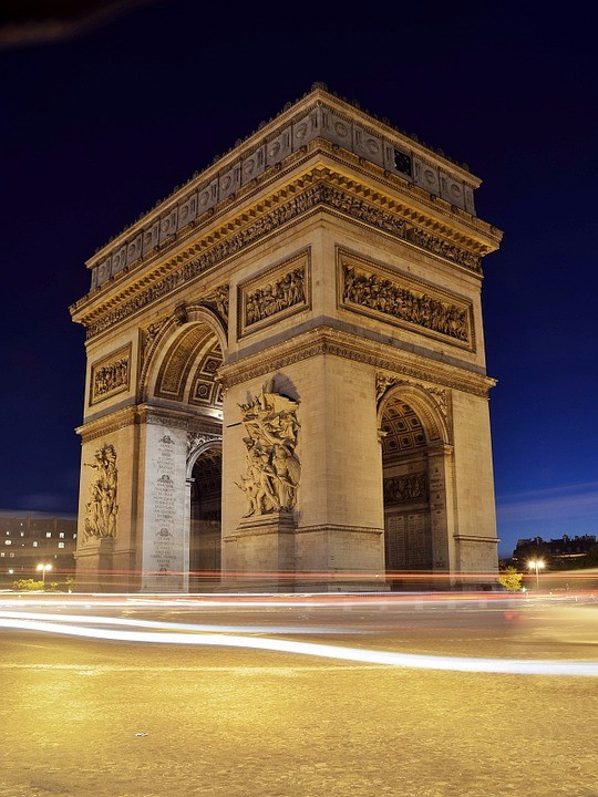 Paris, France 3