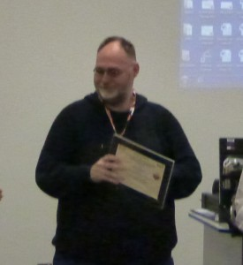 Awards winner ECRM 16