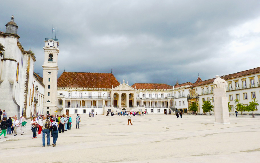 University of Coimbra edited