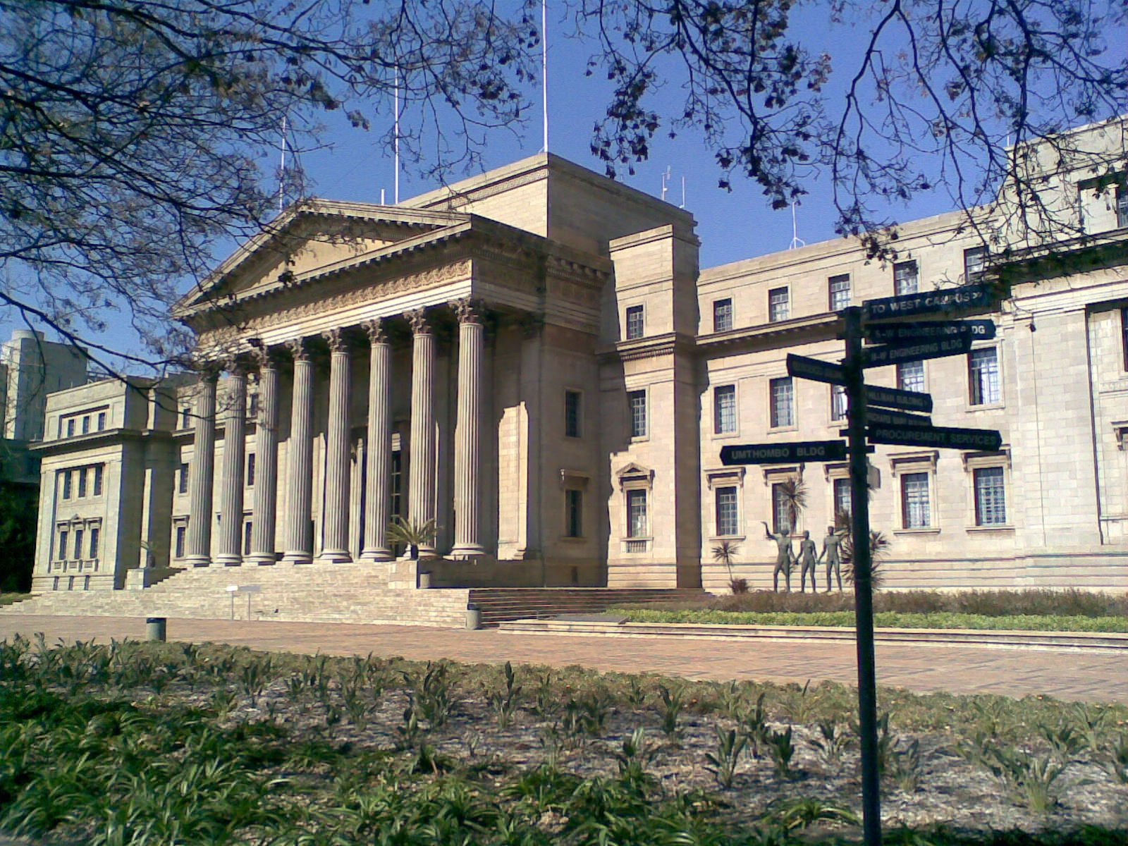 Wits University Great Hall