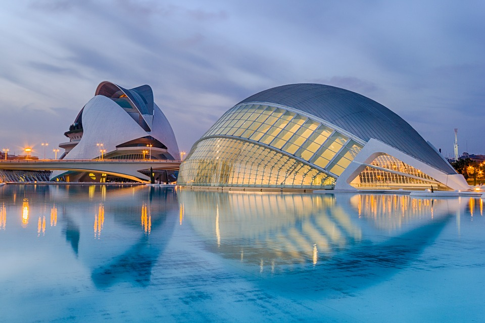 Valencia, City of Arts